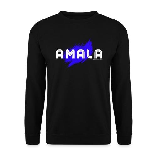Amala, pazza inter (nera) - Felpa unisex