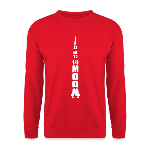 Fly me to the moon - Unisex sweater