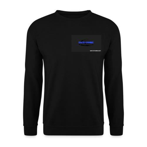 Schwarzes logo4 - Unisex Pullover