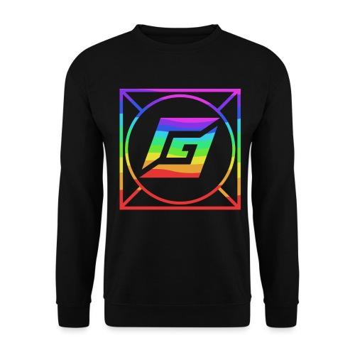 GamesWithGamers-Regenboog - Unisex sweater