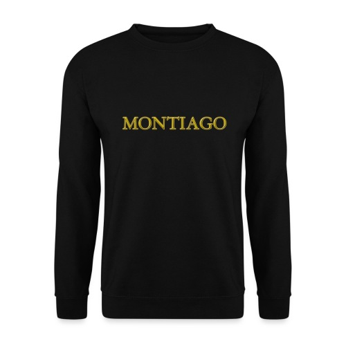 MONTIAGO LOGO - Unisex Sweatshirt