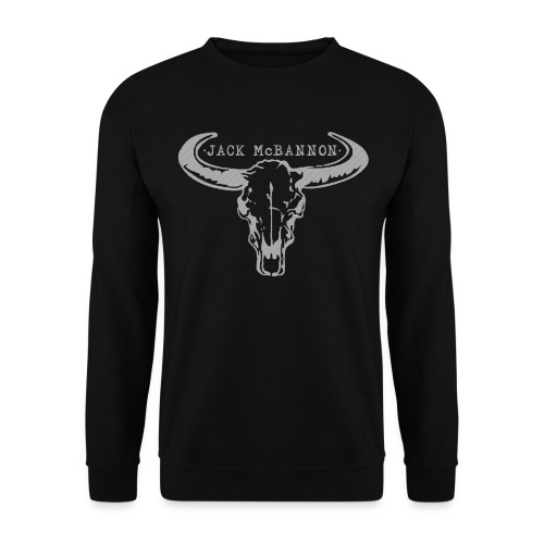 Jack McBannon - Bull Head - Unisex Pullover