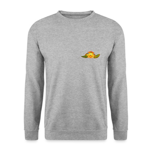 Angry Turtle Fluo - Sweat-shirt Unisexe