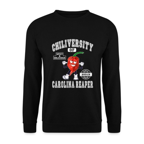 Chiliversity of Carolina Reaper - Hot & Spicy - Unisex Pullover
