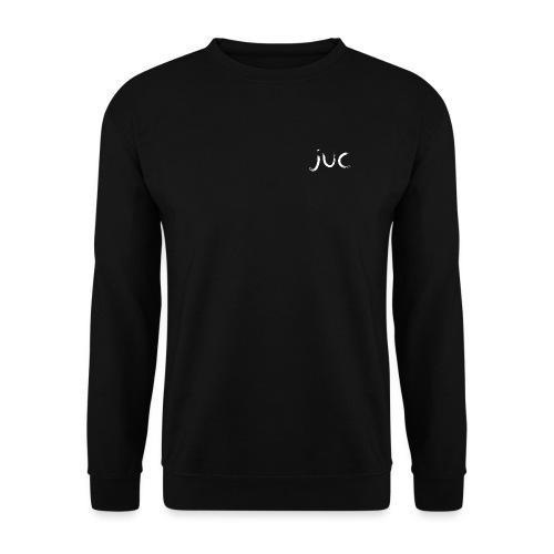 JUC txt white - Sweat-shirt Unisexe