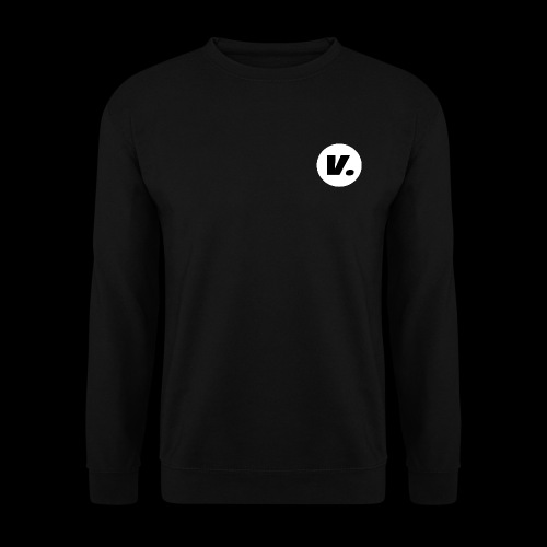 Ventura Black V Logo - Unisex sweater