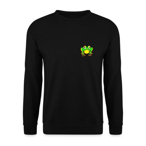 Angry Frog - Sweat-shirt Unisexe