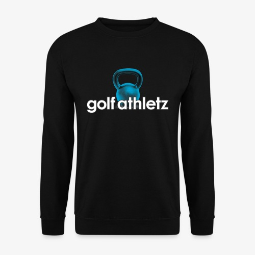 GOLF ATHLETZ - Kettlebell Trainings Sport Motiv - Unisex Pullover