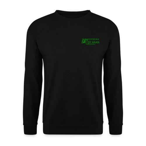 SAH DE HAAN LOGO [groen] - Unisex sweater
