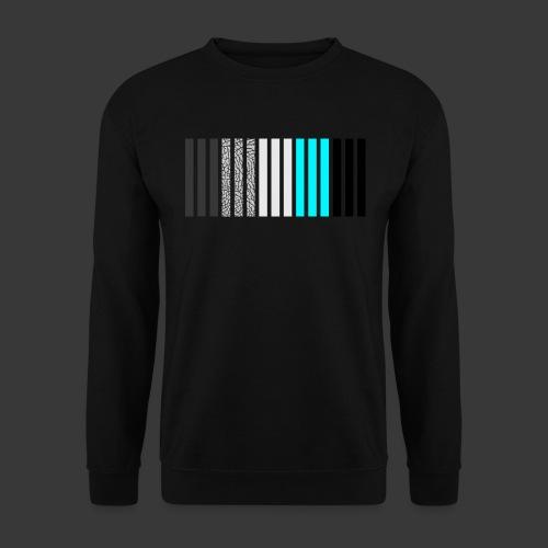 barcode1 png - Unisex Sweatshirt
