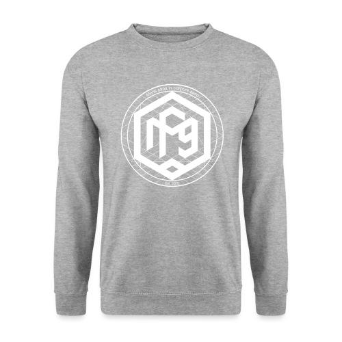 Mens sana white png - Unisex Sweatshirt
