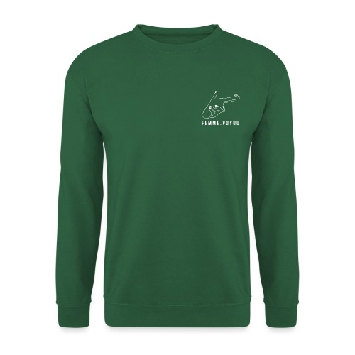 Girly Gun - Unisex Sweatshirt