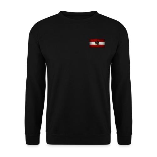 rot weiß rot bis in den tot - Unisex Pullover