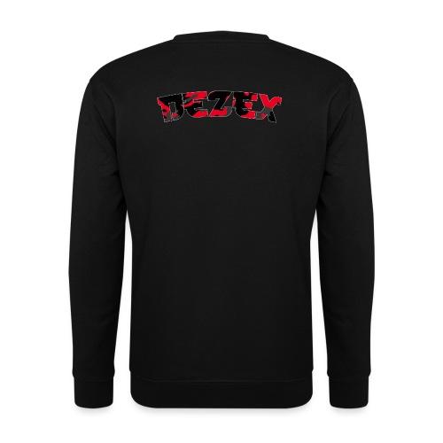 dezex camo series - Unisex Sweatshirt