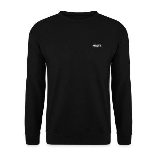 mistrwhite png - Unisex Pullover