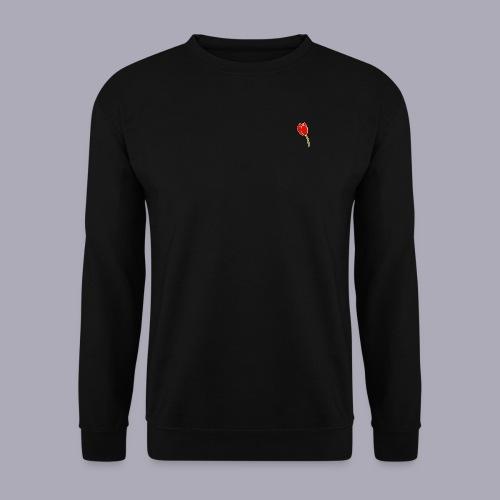Tulip Logo Design - Unisex Sweatshirt