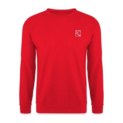 oknlogovectorblanc - Sweat-shirt Unisexe