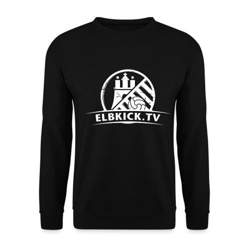 Elbkick_Weiss_3200x2400 - Unisex Pullover
