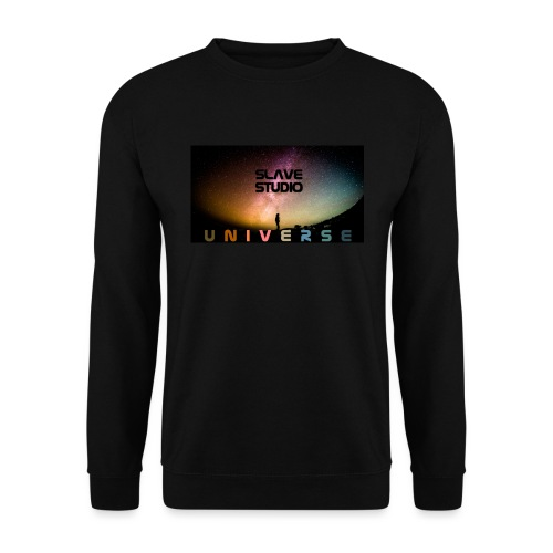 Universe - Felpa unisex