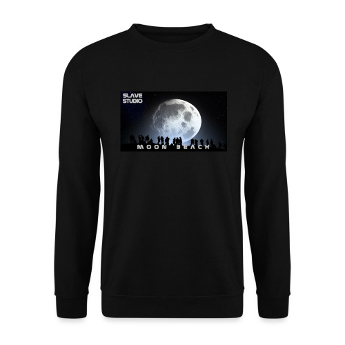 Moon beach - Felpa unisex