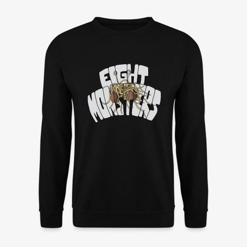 Eight Monsters - Sweat-shirt Unisexe