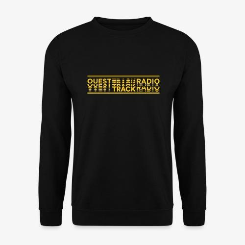 Logo Long jaune - Sweat-shirt Unisexe