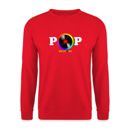 Collection POP - Sweat-shirt Unisexe