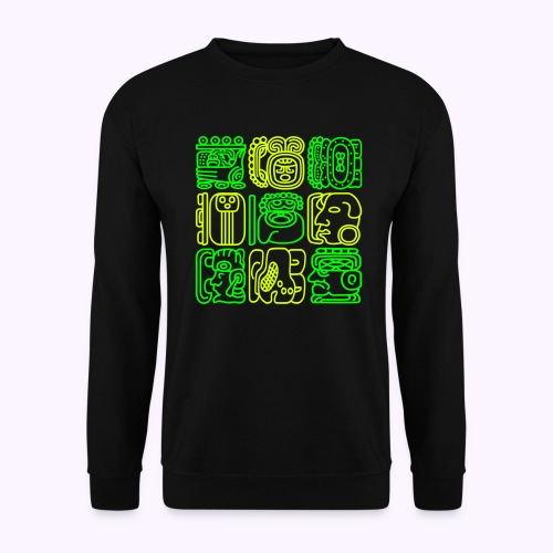 Mayan Bolontiku - Unisex Sweatshirt