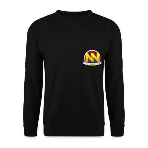 JennoLogoBryst png - Unisex sweater