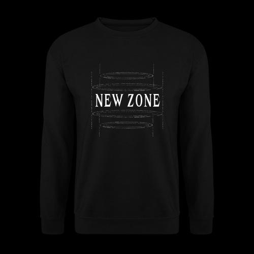 New Zone White - Unisex Sweatshirt