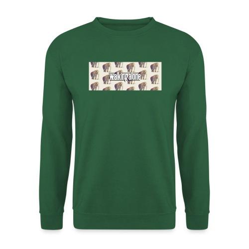 nebula elephant png - Sweat-shirt Unisexe