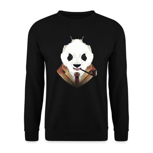 PandaforBAck - Sweat-shirt Unisexe