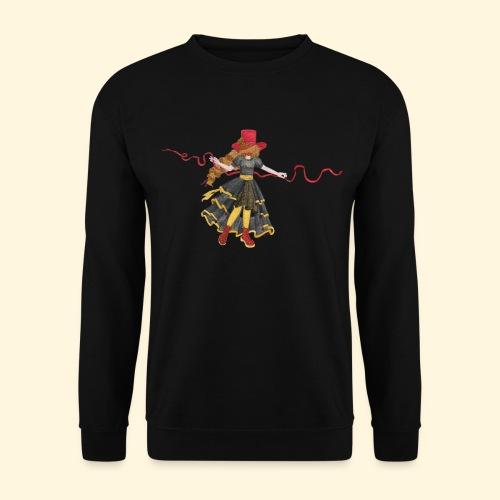 Ladybird - La célèbre uchronaute - Sweat-shirt Unisexe