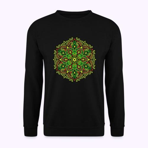 Feuer Lotus Mandala - Unisex Pullover