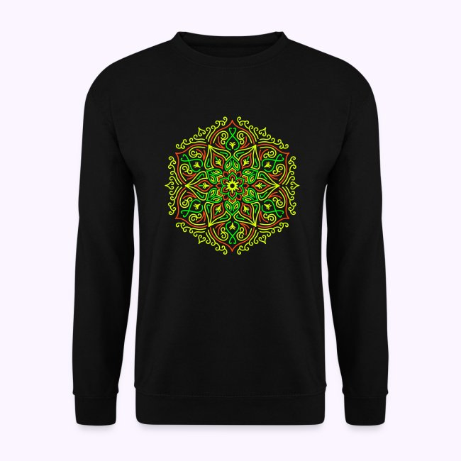 Tulipalo Lotus Mandala