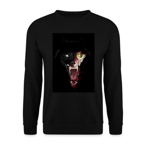 Zombie Wolf - Sweat-shirt Unisexe