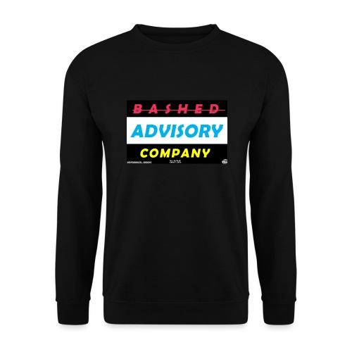 BASHED ADVISORY - Unisex sweater