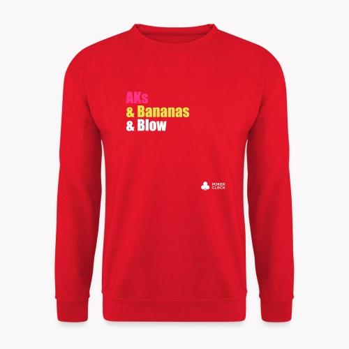 AKs & Bananas & Blow - Unisex Pullover