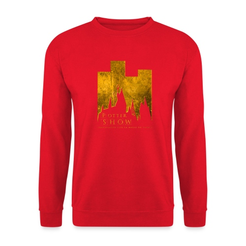 PotterShowLOGOBOUTIQUE png - Sweat-shirt Unisexe