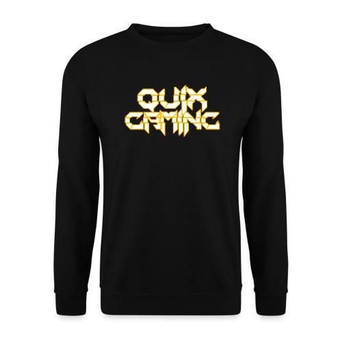 QuixGaming Simple Design - Unisex sweater