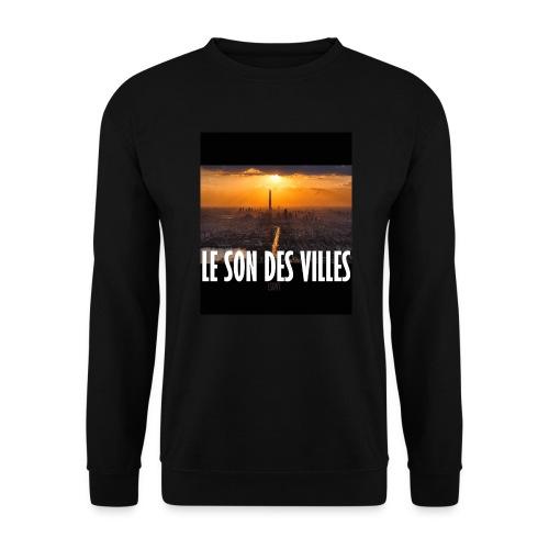 Le Son Des Villes : By night - Sweat-shirt Unisexe