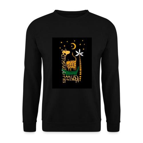 animals at night - Unisex Sweatshirt