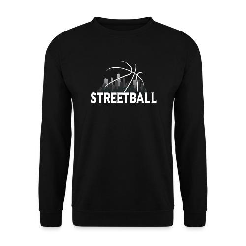 Streetball Skyline - Street basketball - Unisex Sweatshirt