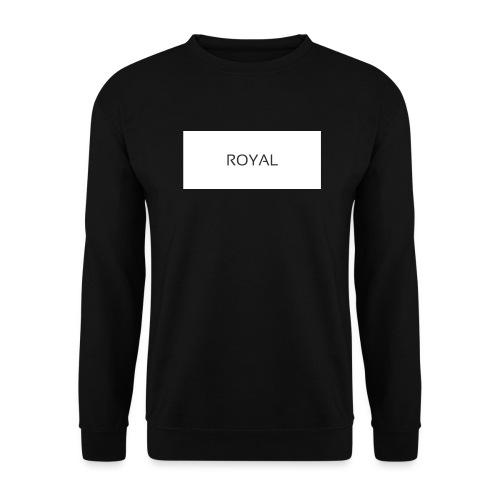Royal - Unisex Pullover