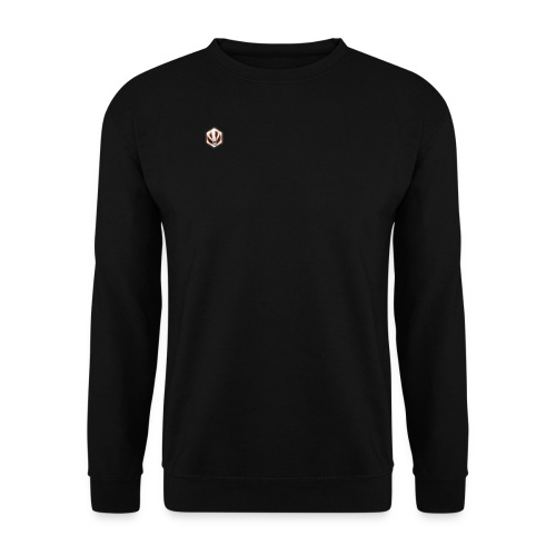 6 HOEKIGE LOGO - Unisex sweater