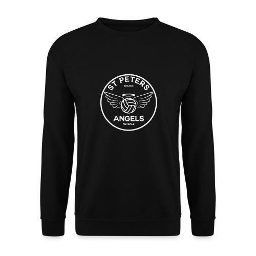 st peters angels logo - Unisex Sweatshirt