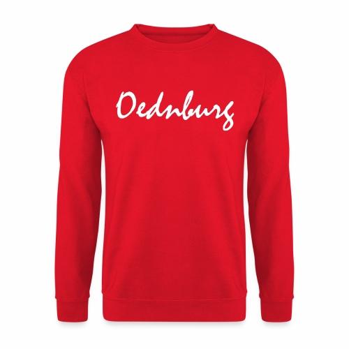 Oednburg Wit - Unisex sweater