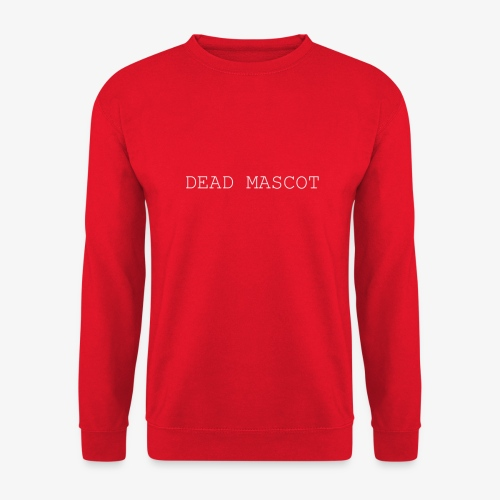 Dead Mascot Logo - Sweat-shirt Unisexe