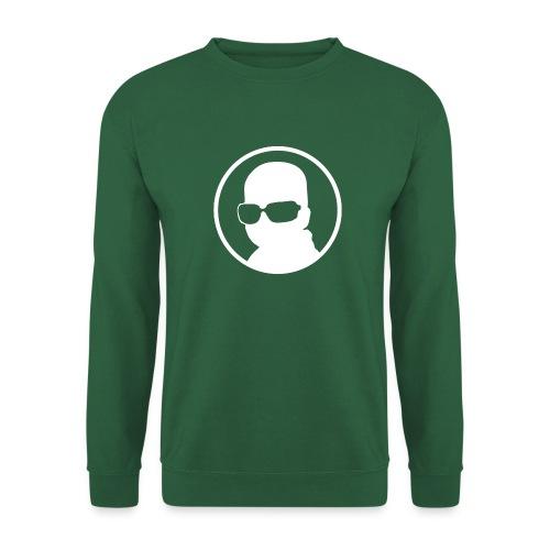 Logo Korben BLANC - Sweat-shirt Unisexe