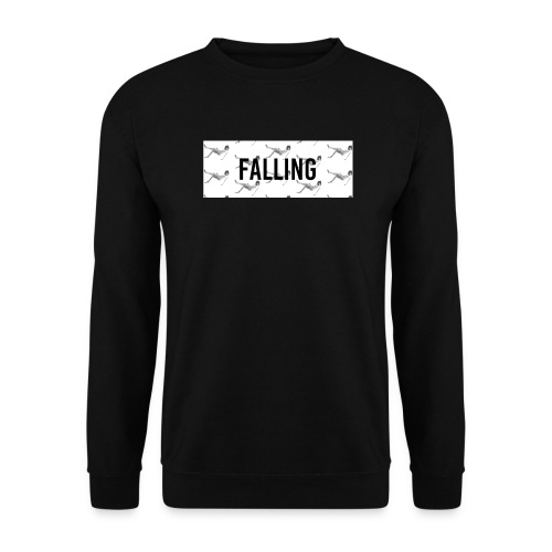 falling - Sweat-shirt Unisexe